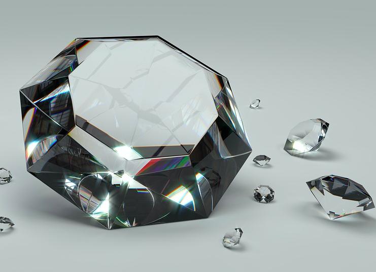 钻石保值吗?IDEX 过去8年抛光钻石价格指数走势
