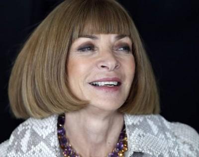 美国《Vogue》主编 Anna Wintour 的超强人脉圈