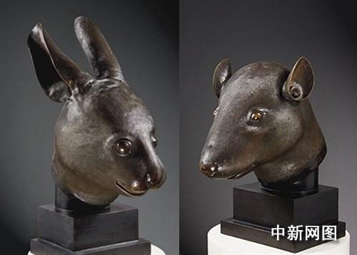 Kering (原PPR) 归还圆明园青铜鼠首和兔首