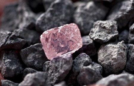 Argyle Pink Jubilee pink diamond