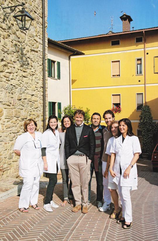 Brunello Cucinelli factory