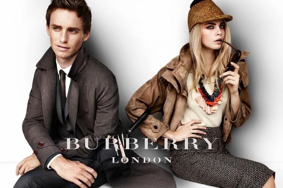 Burberry 业绩好转