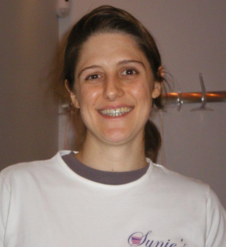 Euphrosyne Georgulas -synie's
