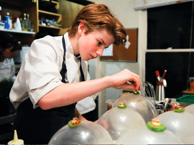 Flynn McGarry 14 year old chef