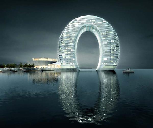 Huzhou_Sheraton_MAD-Architects-00