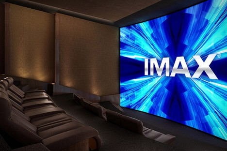 IMAX 家庭影院-非诚勿扰
