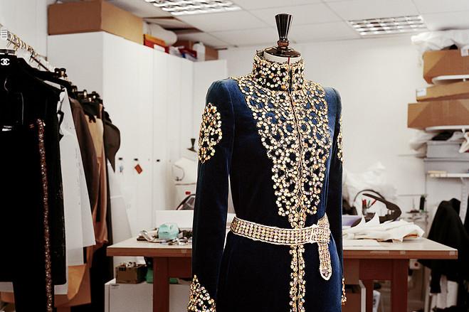Chanel 公司收购的十一家高级手工坊 (atelier)