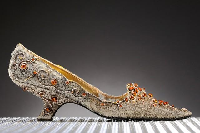 世界上最贵的一双鞋