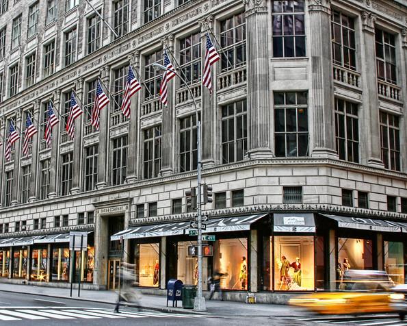 美国两大奢侈品百货 Saks 和 Neiman Marcus 有可能合并?