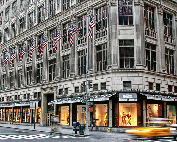 Saks 5th avenue store