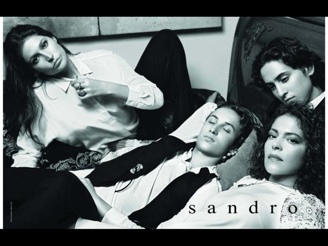 Sandro和 Maje 的控股权易手