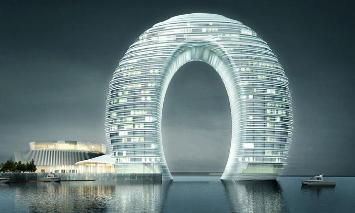 中国首家水上白金级七星级酒店