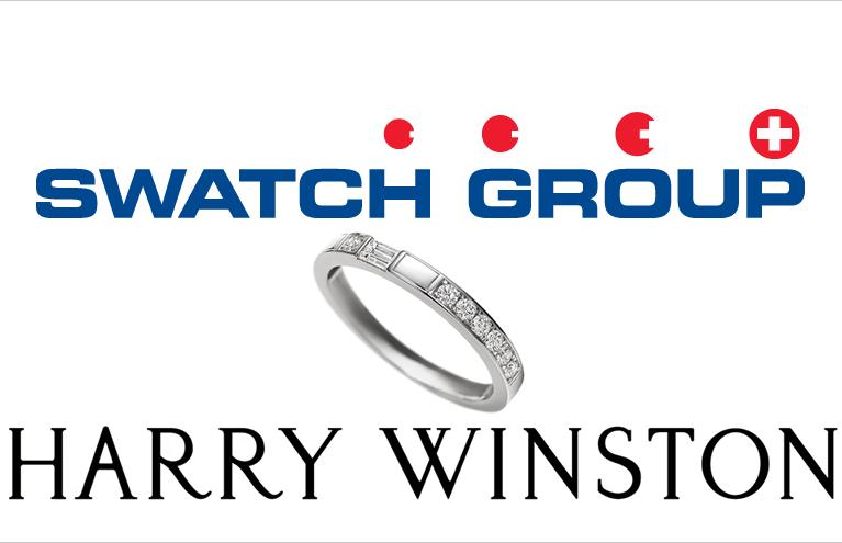 大事记:2013年1月Swatch集团收购 Harry Winston 珠宝和手表业务