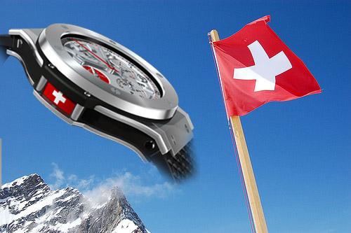 6月份瑞士表出口形势趋稳,中国大陆在连续六个月同比下跌后首次转增