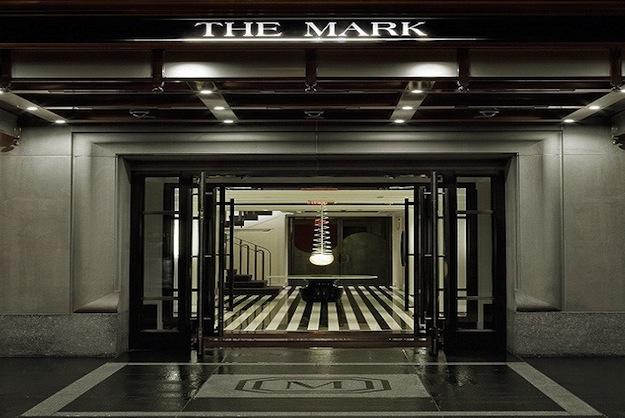 纽约The Mark酒店给予客人在奢侈百货店关门后私逛的特权
