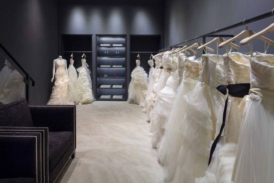 Vera Wang 上海婚纱旗舰店取消试装费