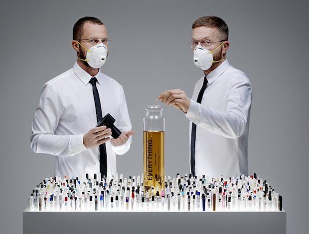 Everything – 混合了1400个品牌香水的奇葩
