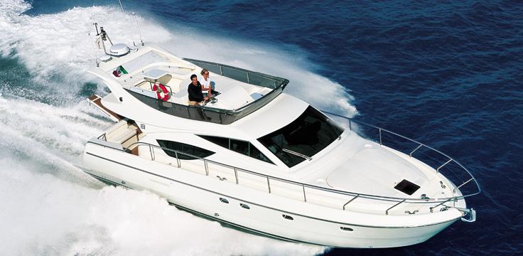 大事记:2012年1月山东重工集团收购意大利豪华游艇公司Ferretti