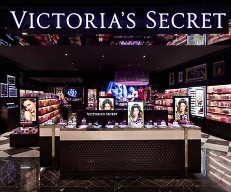 """""""维多利亚的秘密""""加大国际拓展力度,香港首开两店"""