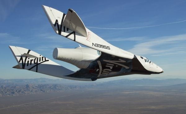 和 Leonardo DiCaprio 一起去太空