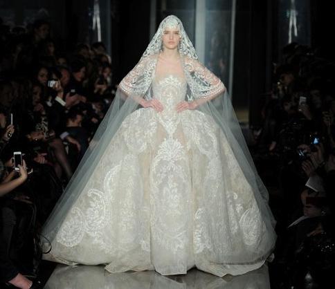 2013/2014秋冬巴黎高级定制时装周参展品牌和日程敲定