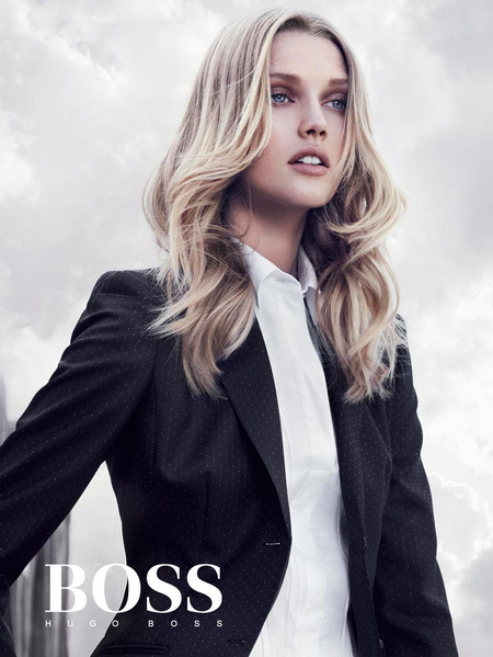 Hugo Boss 2012 woman