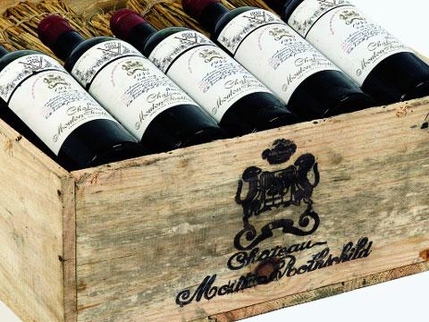 欧洲中国的红白酒投资产品同遭重创