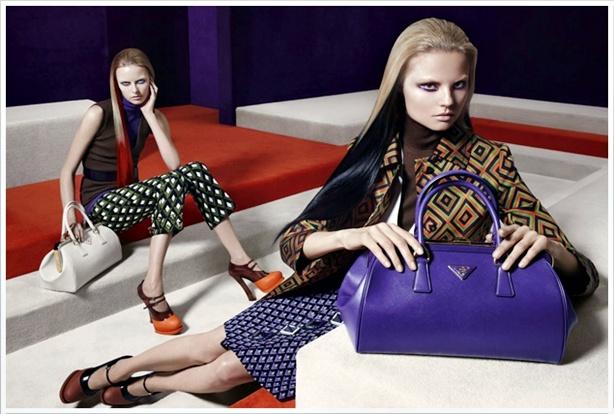 Prada  发布2013年1季度财报