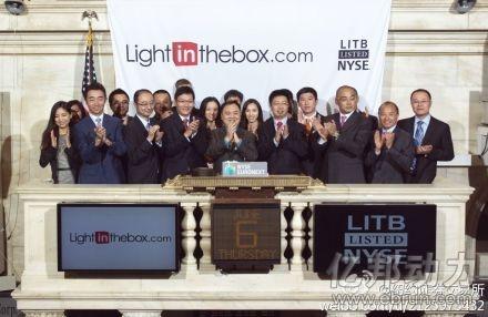 lightinthebox IPO
