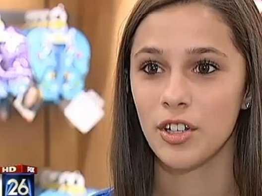 美国14岁女童创立的品牌打入最大高端百货连锁