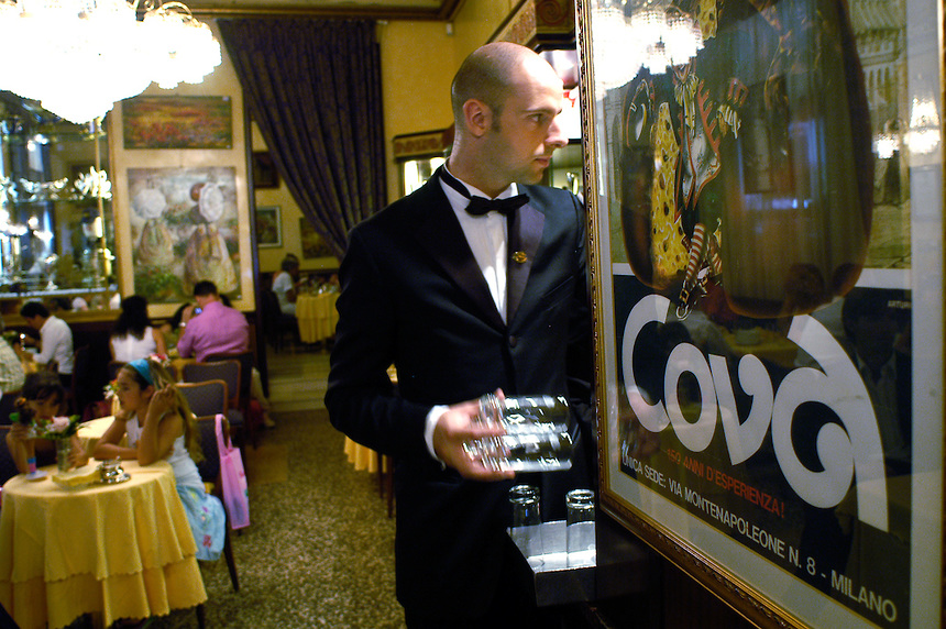LVMH 击败Prada 收购了米兰咖啡馆 Cova;细数LVMH 非核心业务