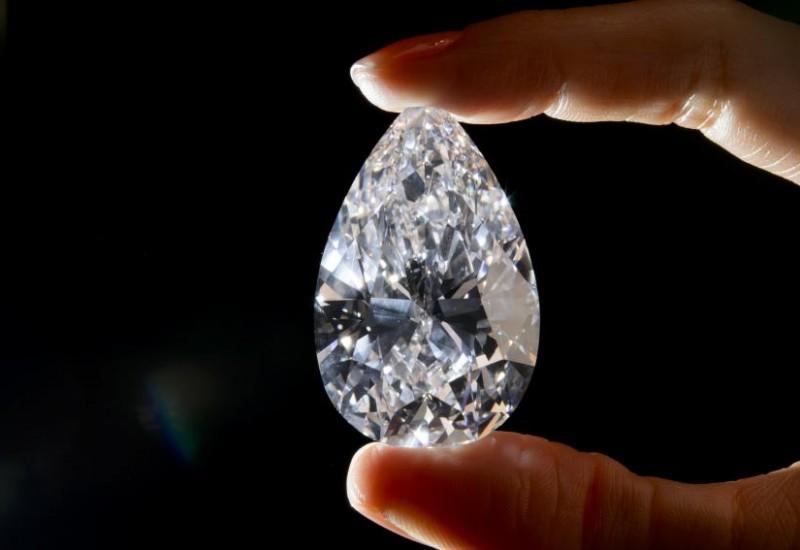 Harry Winston legacy Most Perfect Diamond