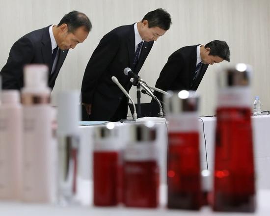 佳丽宝公司主动召回54种美白产品-中国市场尚无销售