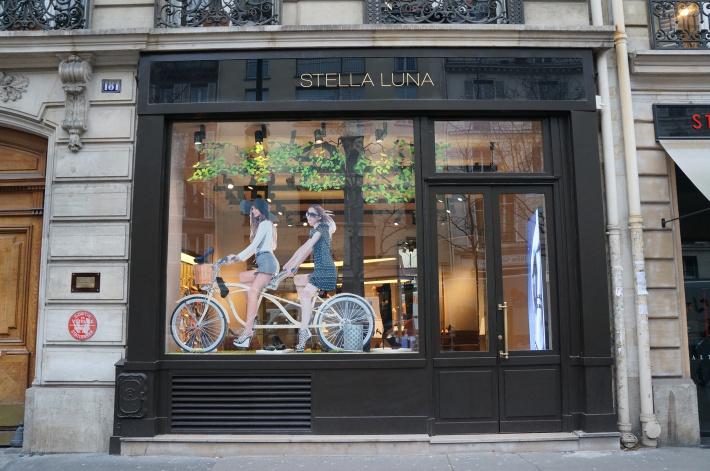 Stella Luna 加快国际化步伐,巴黎再开两店