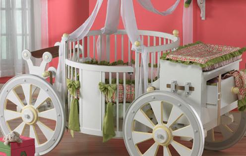 超豪华婴儿房-不在皇室,胜似皇室