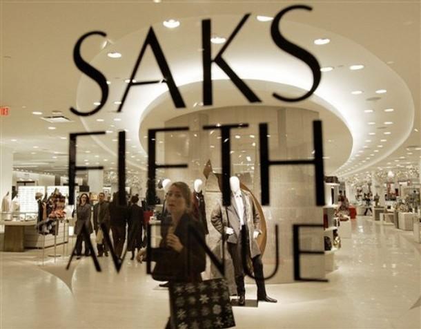 Hudson's Bay 29亿美元现金收购Saks 百货
