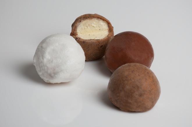 哈佛教授领导的食物革命-从冰淇凌球开始