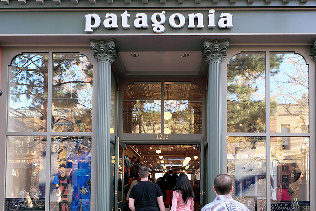 你不让我买,我偏买-环保举措带动 Patagonia销售大增