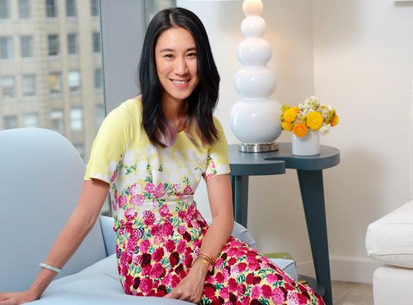 八零后主流时尚主编第一人:Eva Chen 的10件事