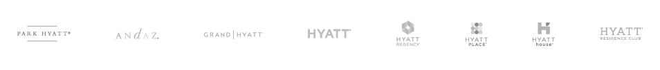Hyatt Hotel Brands