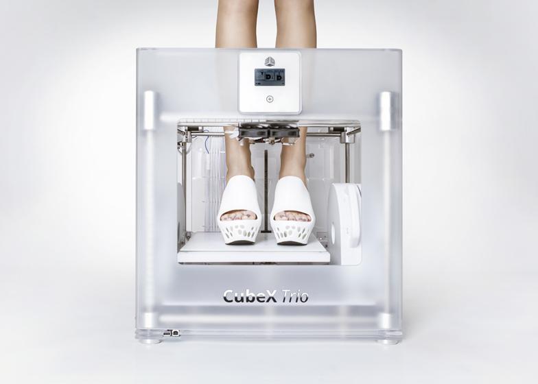自助3D打印:一夜打印一双新鞋