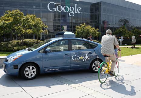 无人驾驶车发力了! Google 与Uber 联手
