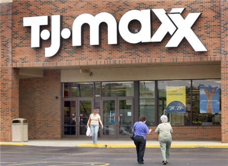 折扣电商全球同热-美国最大折扣时尚连锁 T.J. Maxx 重开网店