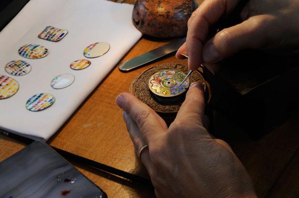 watch manufacturer