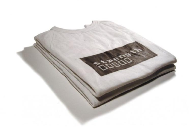 二十一世纪的米开朗琪罗,不塑神灵,塑T恤