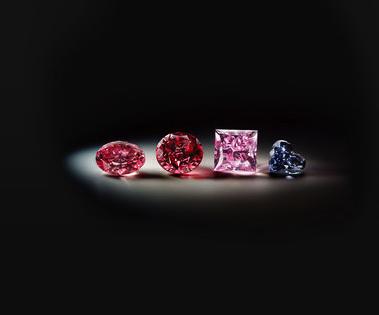 Argyle 粉色系钻石招标会创纪录成交,稀有钻石紧盯中国市场