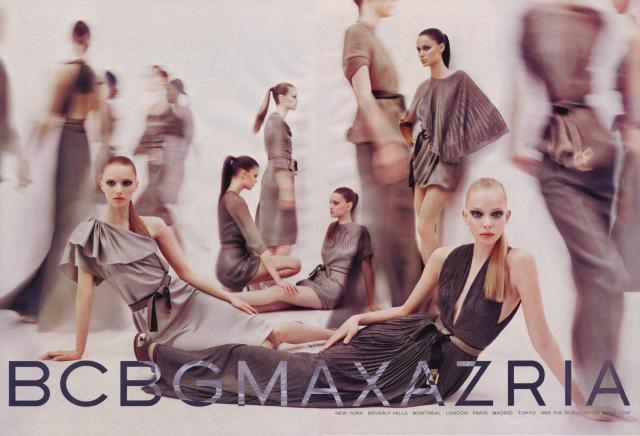 危机重重的 BCBG Max Azria,平民时尚不敌快时尚