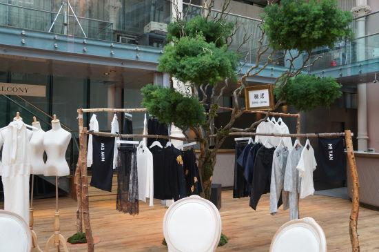 11位华人设计师集体亮相伦敦时装周