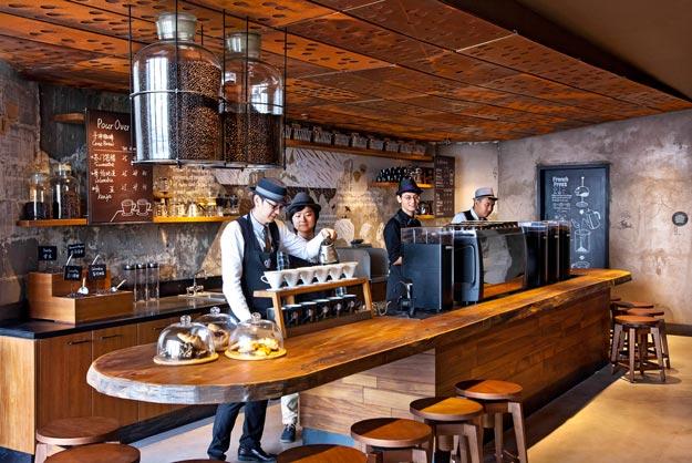 星巴克中国-卖的不是咖啡,是第三空间
