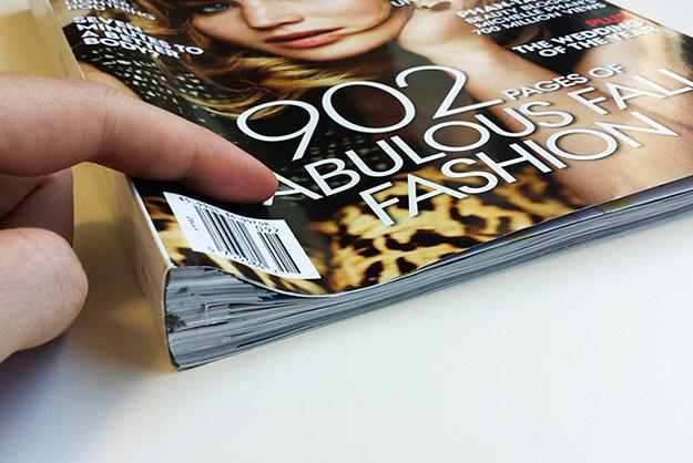 叫价四百多万美元一本的《Vogue》